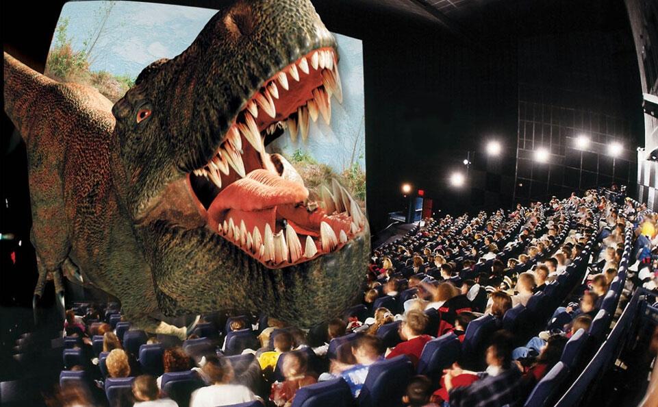 Experienta IMAX doar la Afi Cotroceni