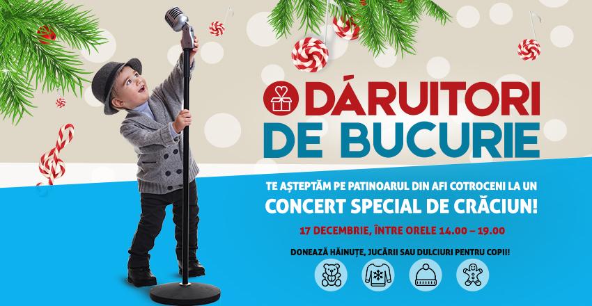 Concert special de Craciun!