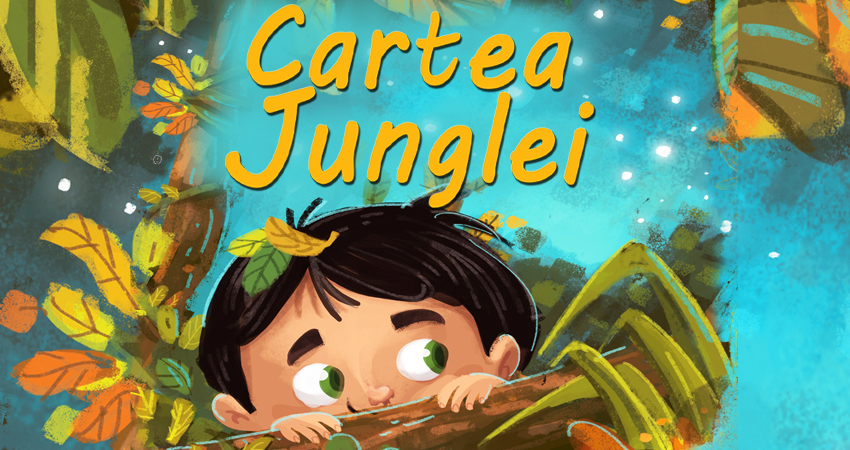 Cartea Junglei – The Jungle Book