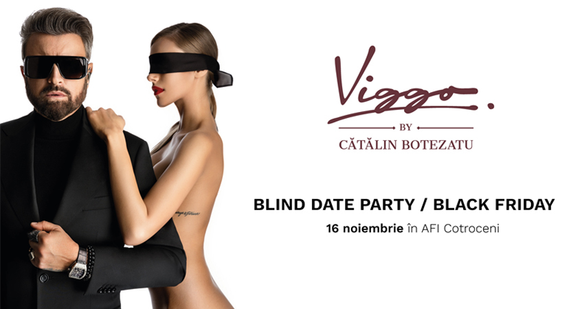 Blind Date Party/ Black Friday