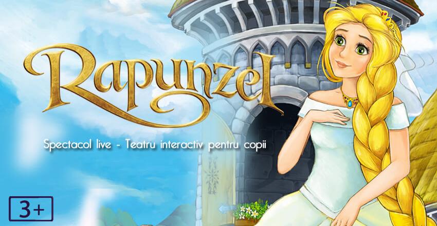 Rapunzel, printesa curajoasa