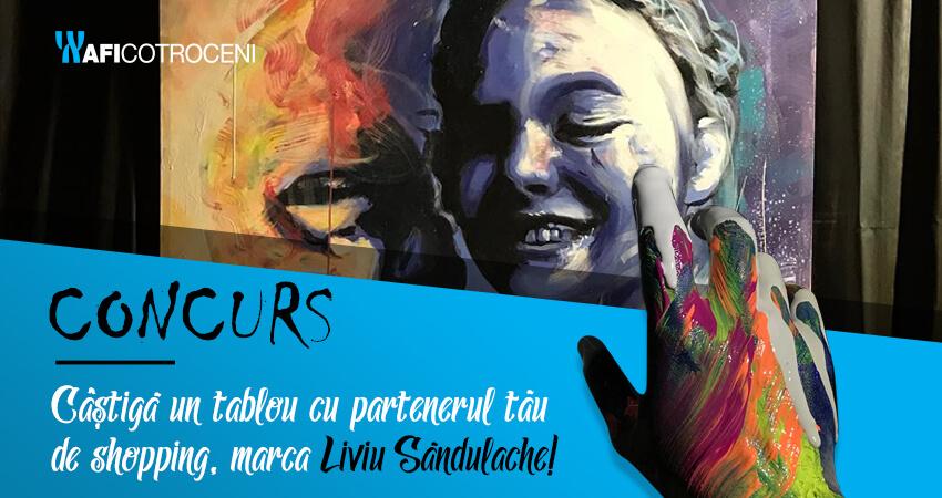 Speed painting cu Liviu Sandulache