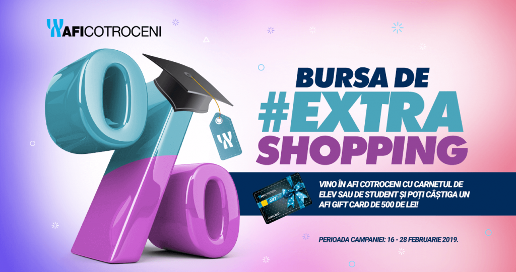 Bursa de #EXTRASHOPPING