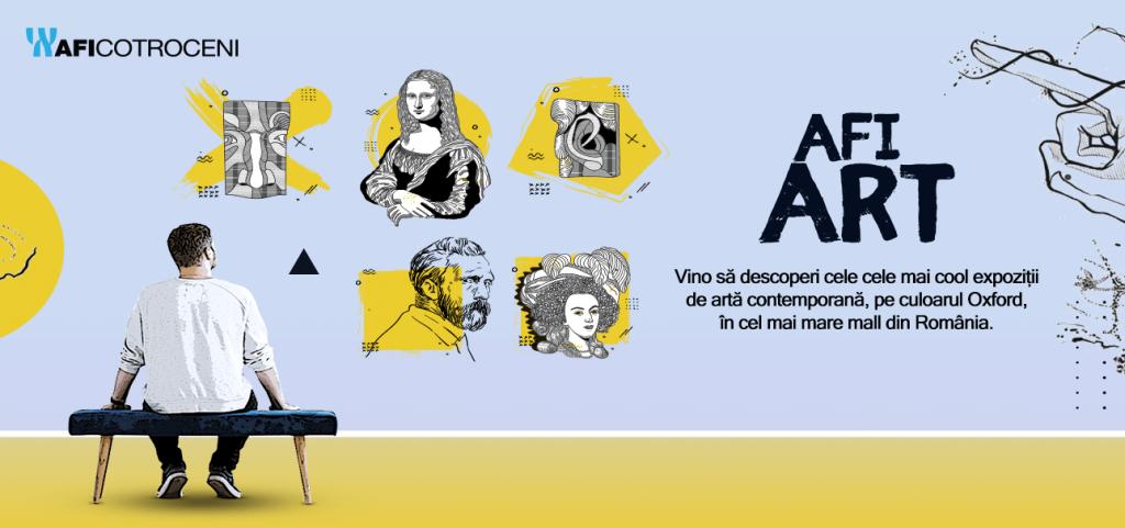 AFI ART, cea mai cool expozitie de arta contemporana