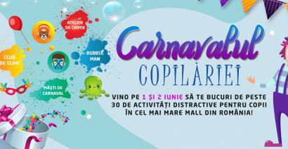 Carnavalul copilariei