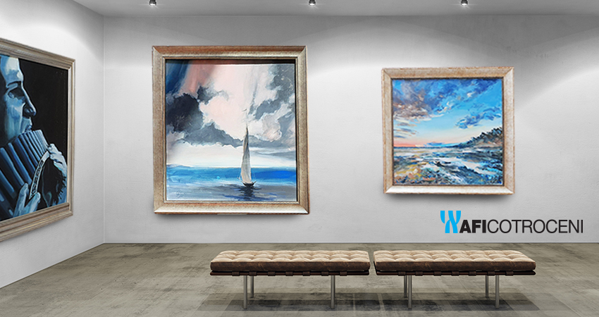 Expozitie de arta contemporana