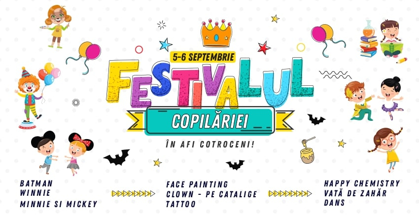 Festivalul Copilariei